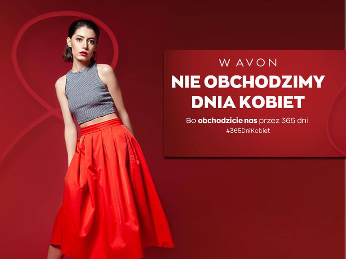 Avon nie obchodzi Dnia Kobiet! O co chodzi w wyjątkowej akcji#365DniKobiet?
