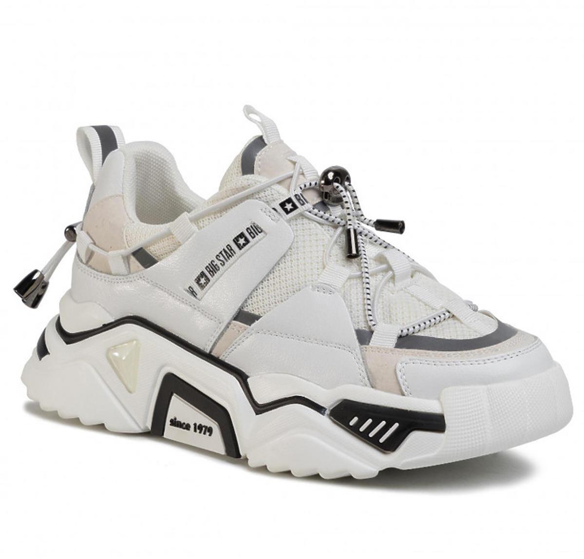 Białe sneakersy, Big Star