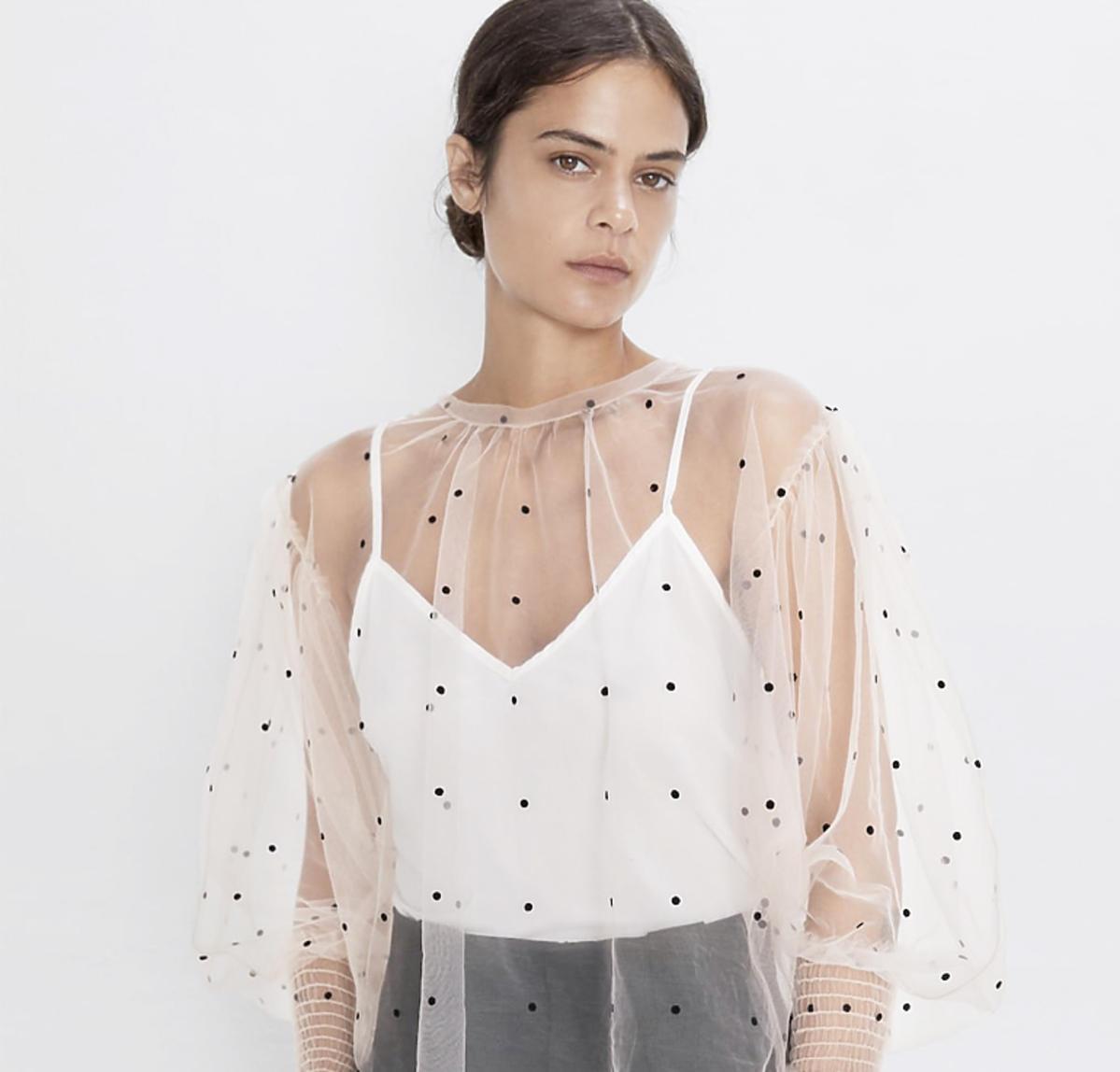 Bluzka Zara, 39,99 zł