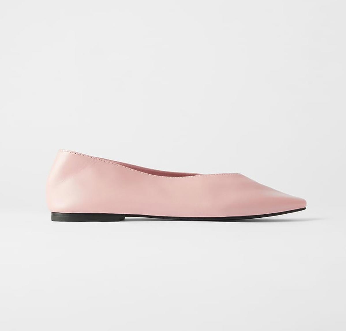 Buty z Zary na wyprzedaży 2020