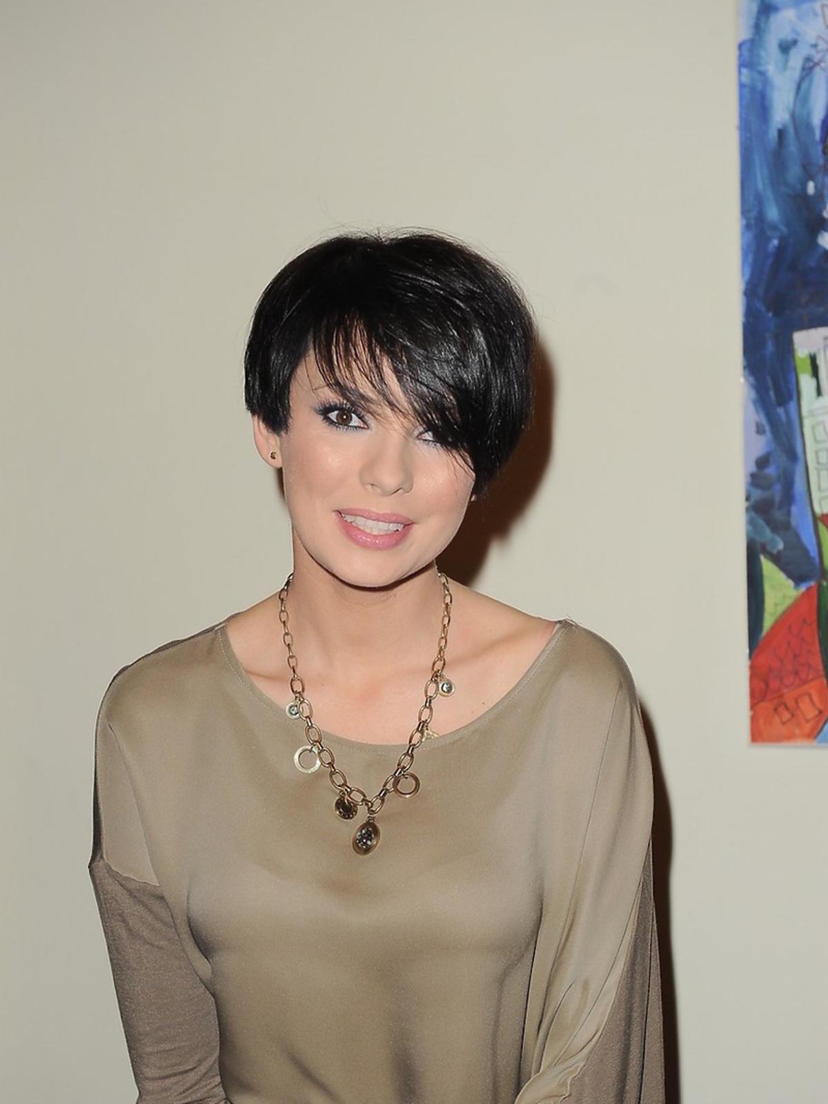 Dorota Gardias zmieniła fryzurę