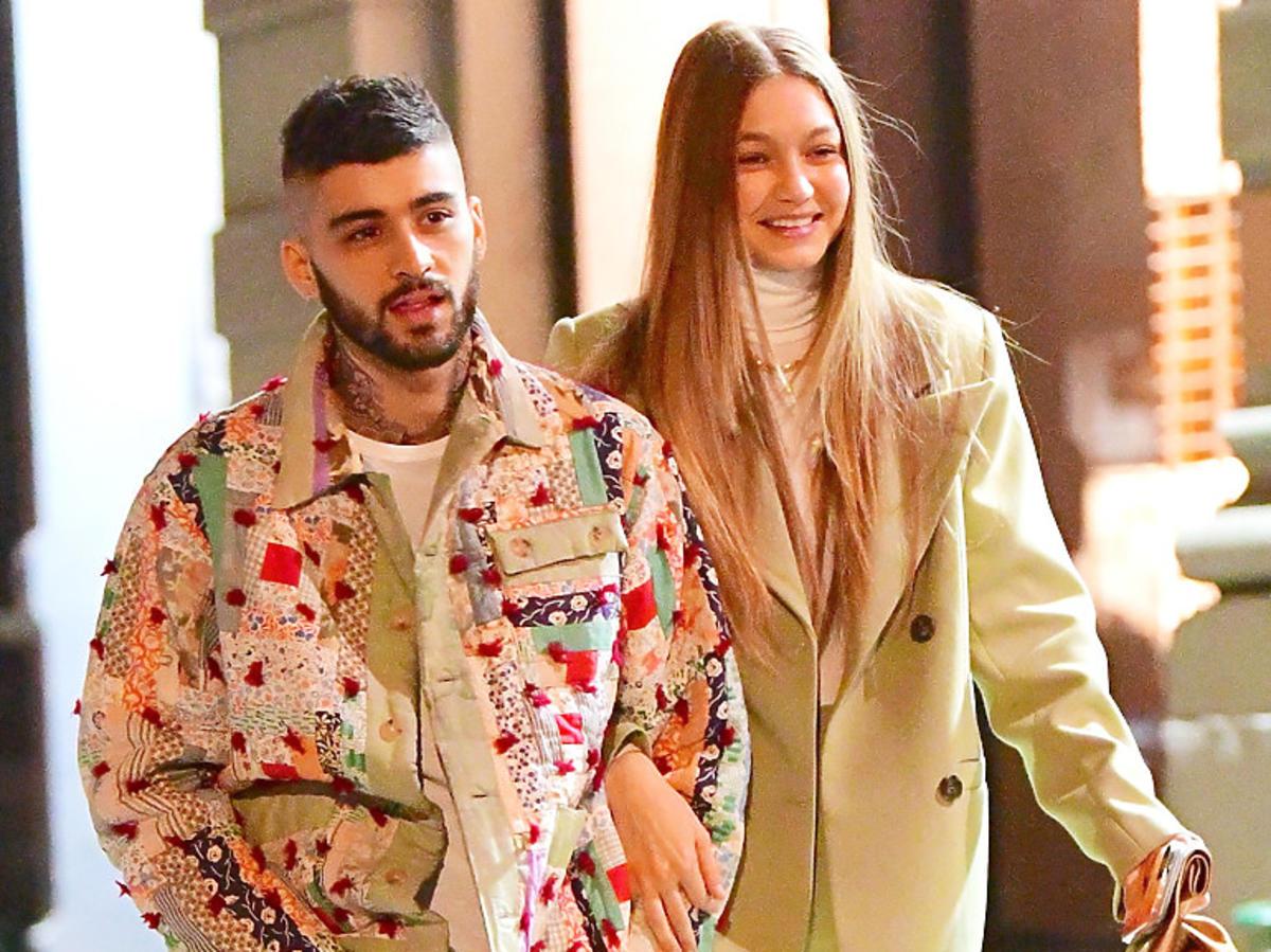 Gigi Hadid w ciąży z Zaynem Malikiem