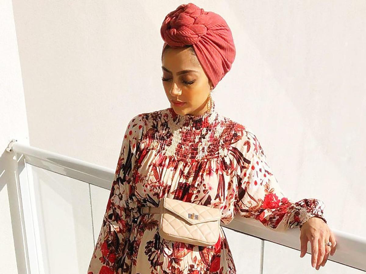 Hitowa sukienka z H&M na wiosnę