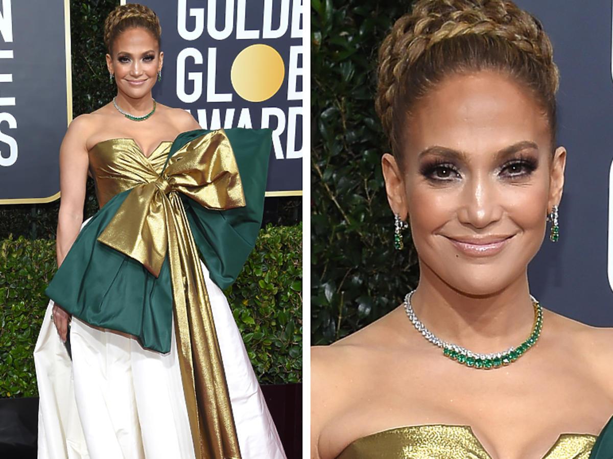 Jennifer Lopez, Złote Globy 2020