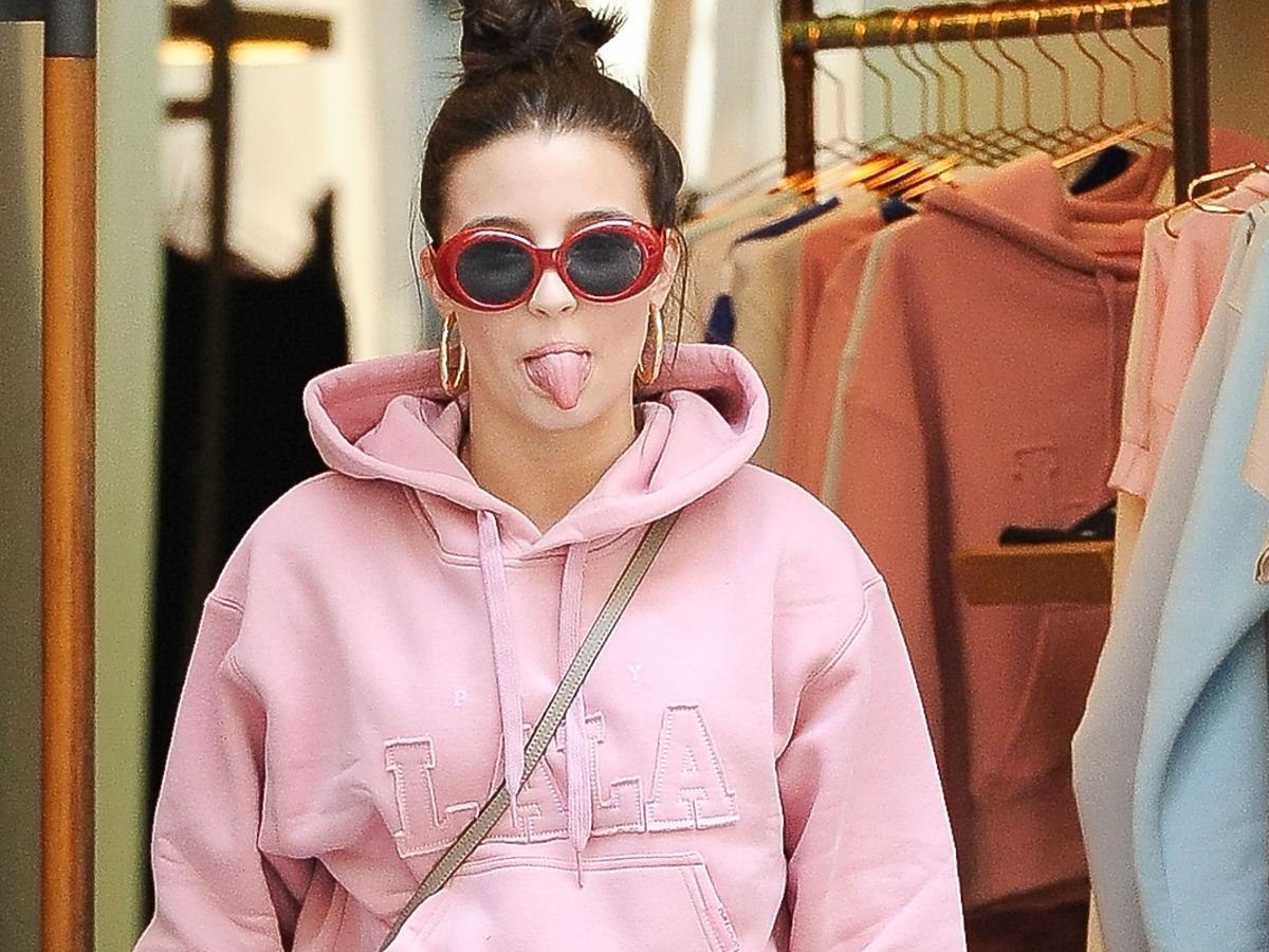 Julia Wieniawa buszuje w sklepie PLNY LALA