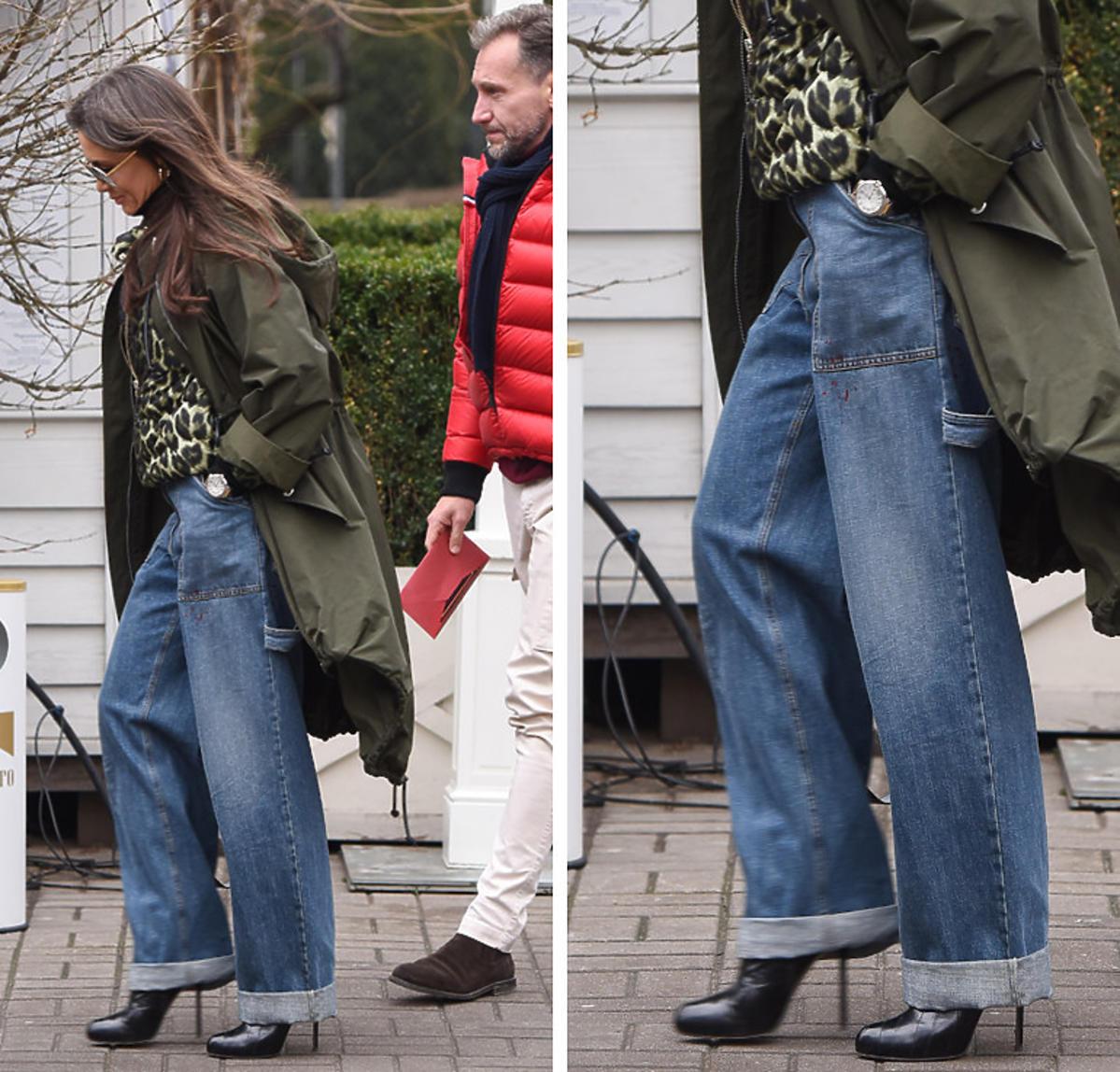 Kinga Rusin już ma najmodniejsze jeansy na wiosnę 2020