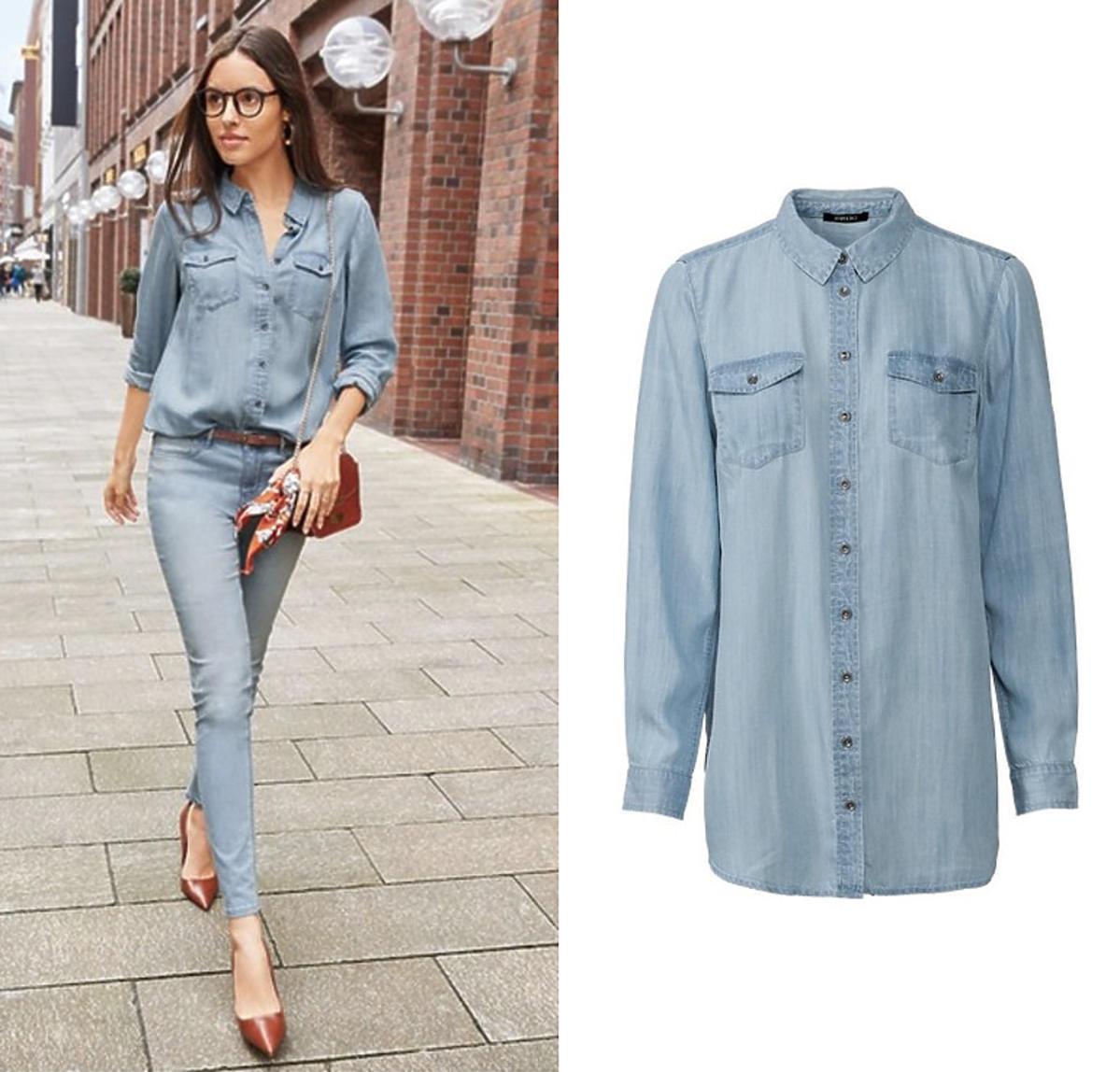 Lidl lansuje nowe trendy na wiosnę 2020! Total jeans look - koszulę i spodnie kupicie za mniej niż 100 zł