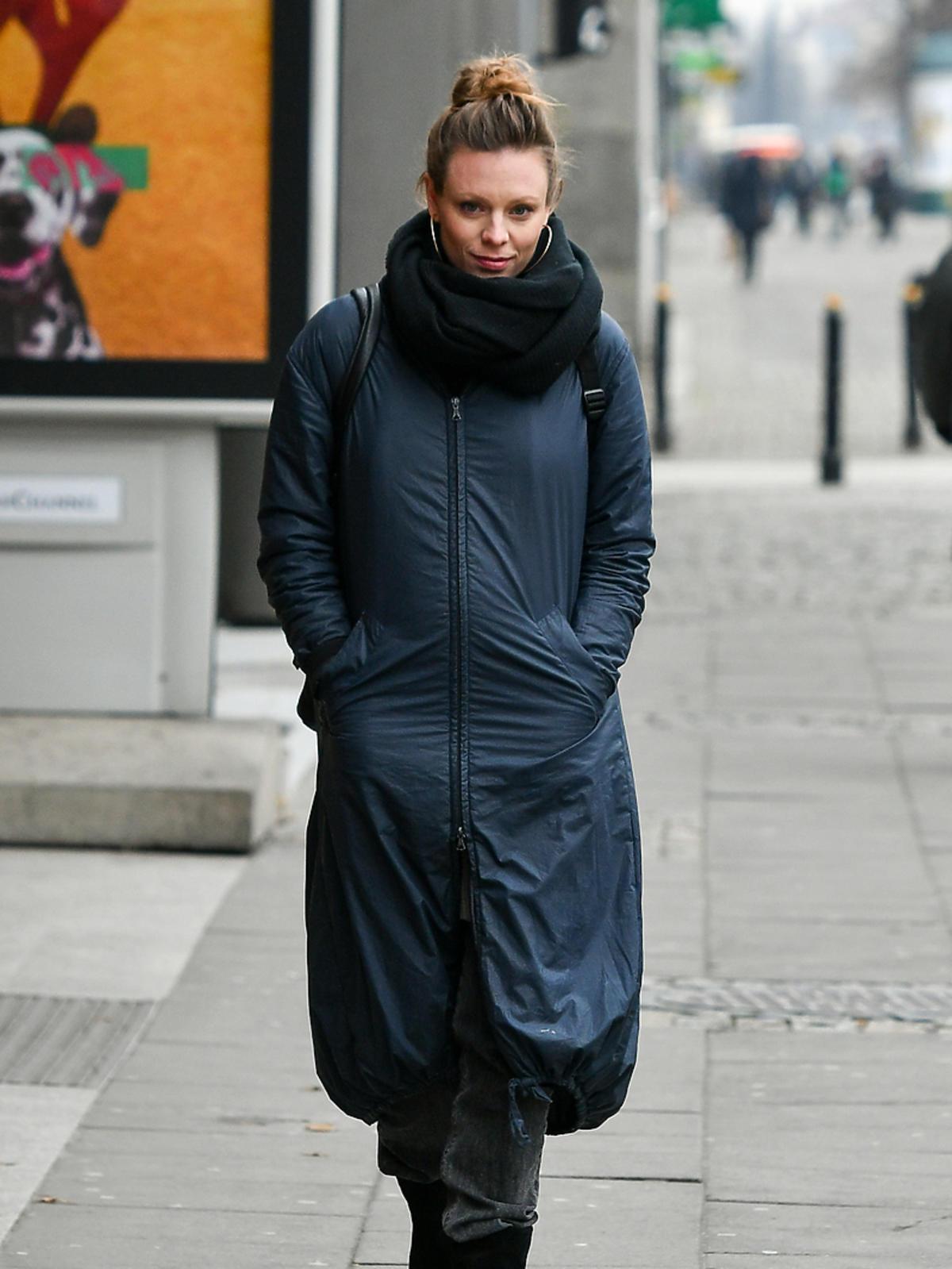 Magdalena Boczarska pokazała ciążowy brzuszek!