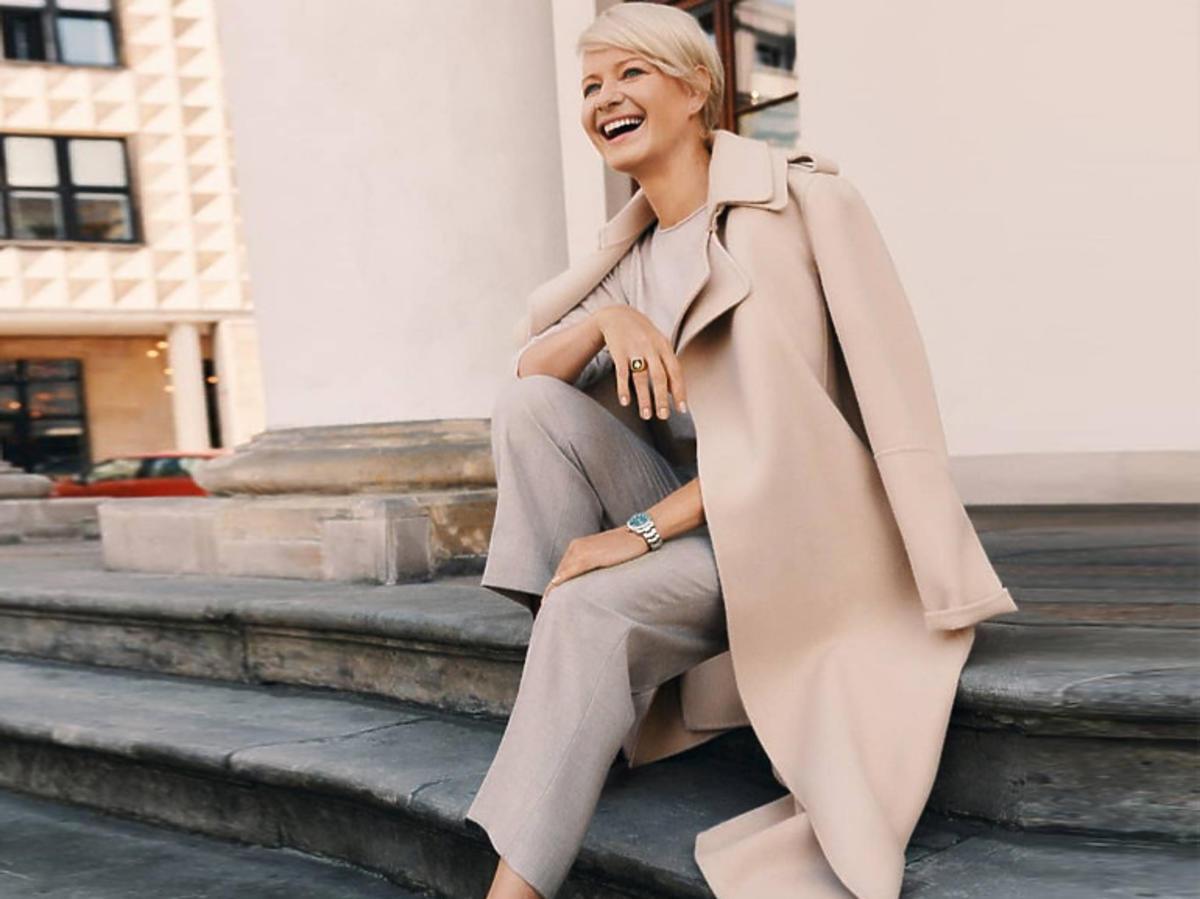 Małgorzata Kożuchowska w hitowych butach na jesień z CCC za 120 złotych. Ten model to hit!