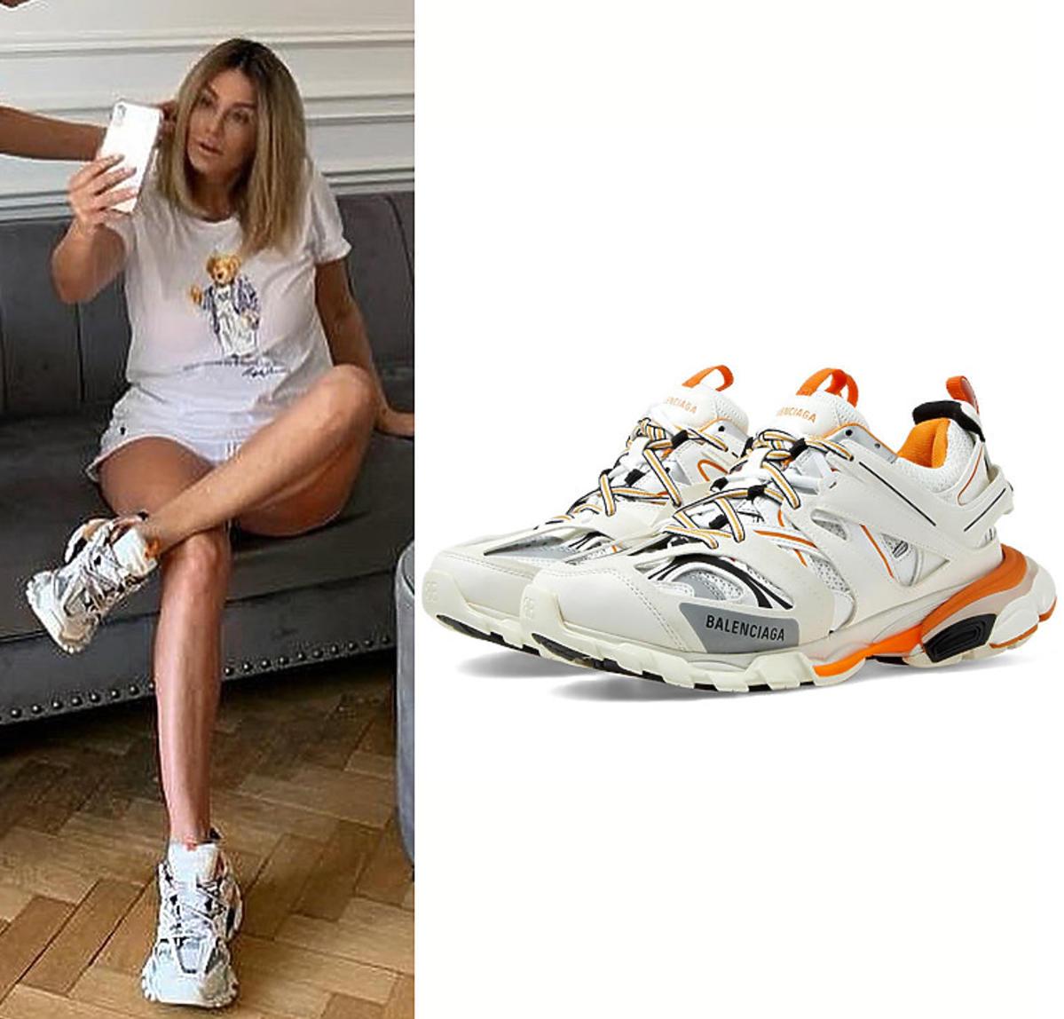Małgorzata Rozenek-Majdan w sneakersach za 3000 złotych! To ulubione buty influencerów na całym świecie