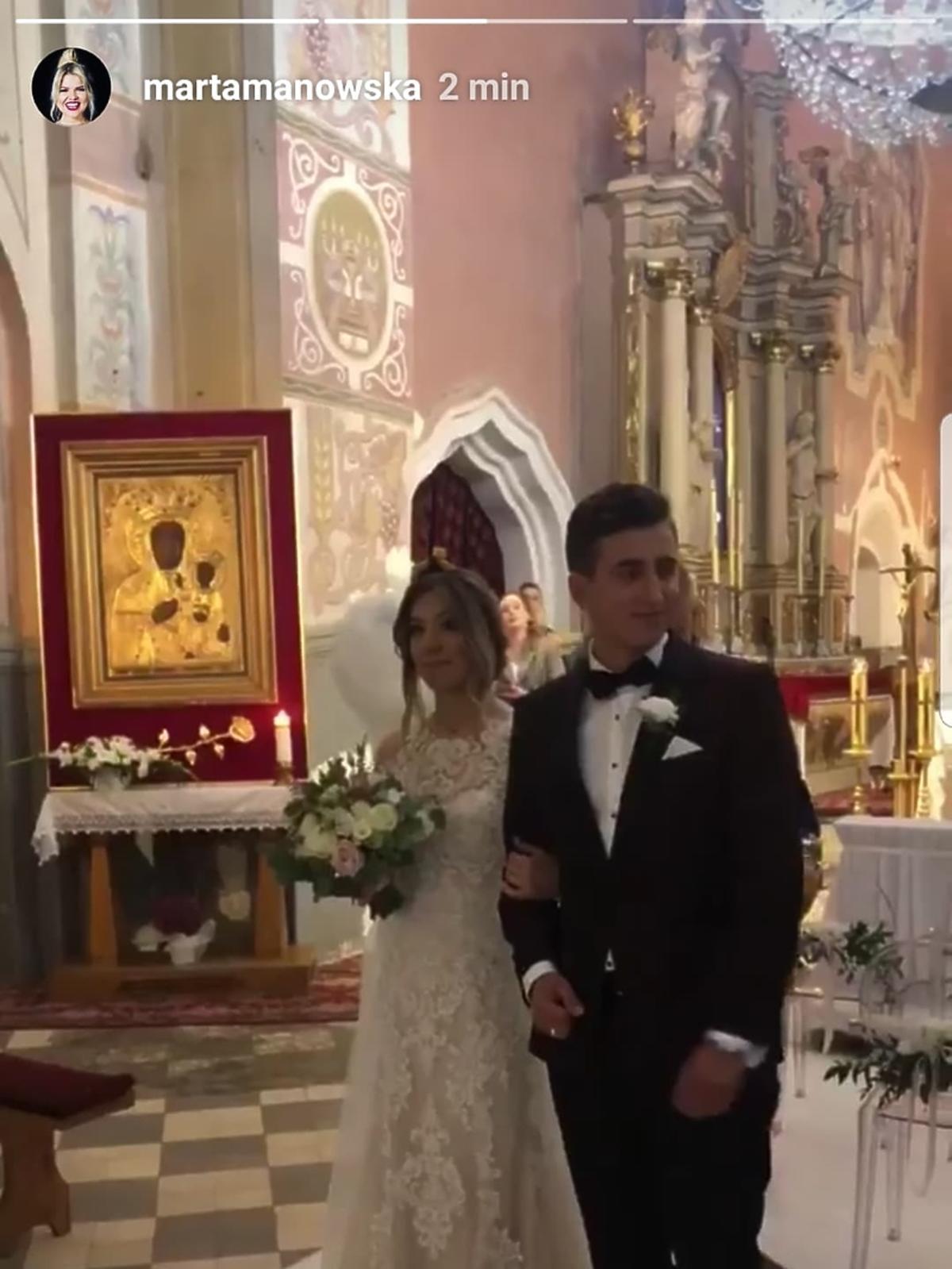 Małgosia z Rolnik szuka żony z Pawłem wzięli ślub