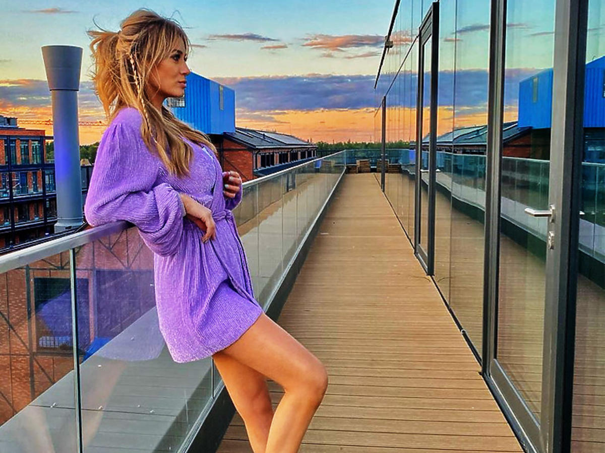 Marcelina Zawadzka w sneakersach Balenciaga. Kosztują 3000 złotych!