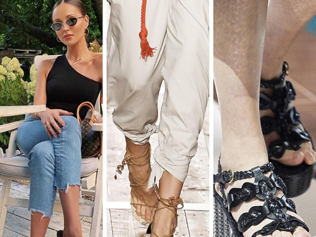 Modne buty na wiosnę 2020