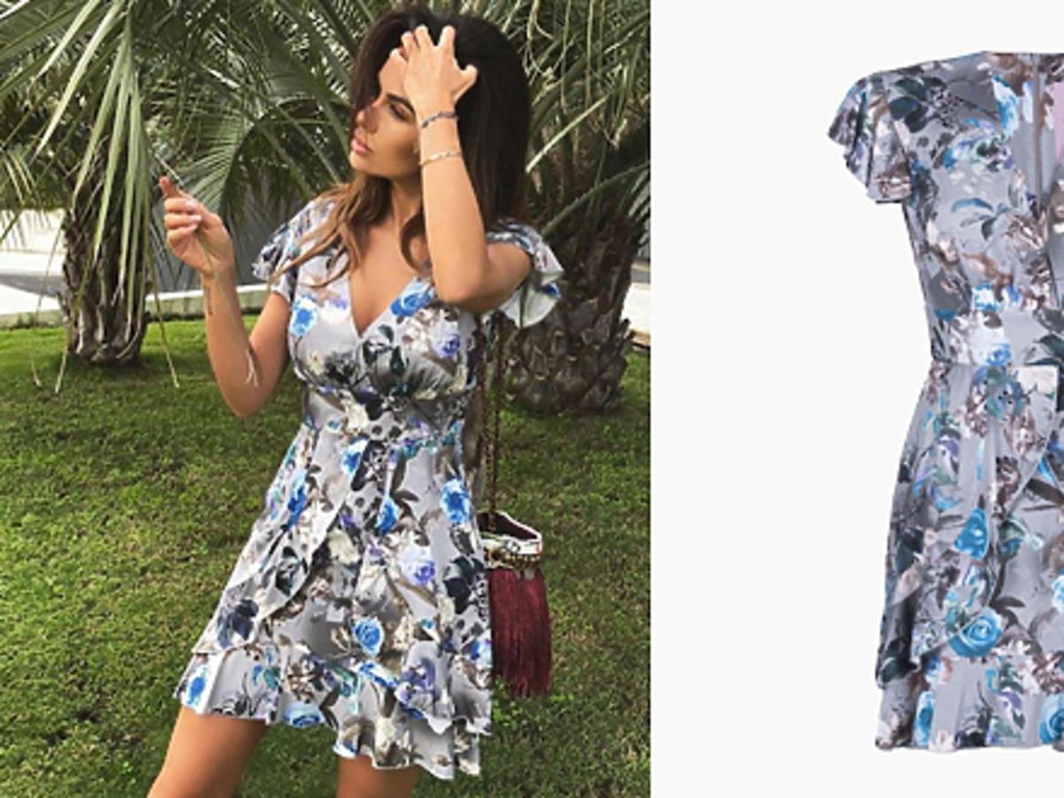 "Natalia Siwiec w sukience ""Francesca"""