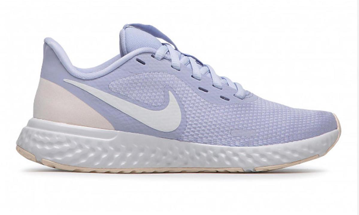 Nike, lawendowe fioletowe adidasy