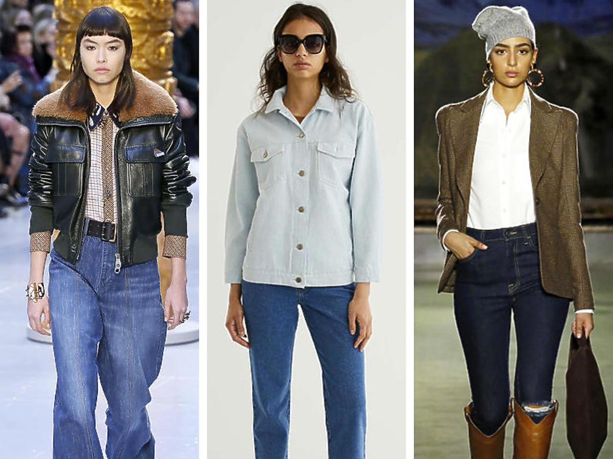 Oto najmodniejsze jeansy na jesień 2020