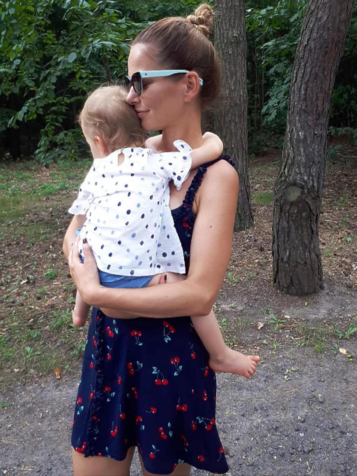 Paulina Sykut w sukience Sugarfree