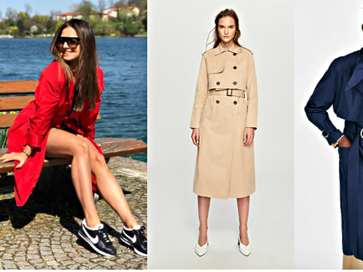 Płaszczowe sukienki