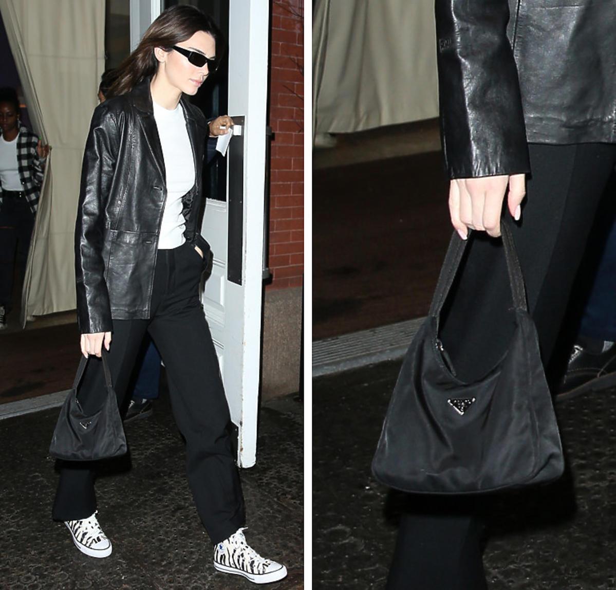 Prada wypuściła najtańszą torebkę wszech czasów! To kultowa Nylon bag