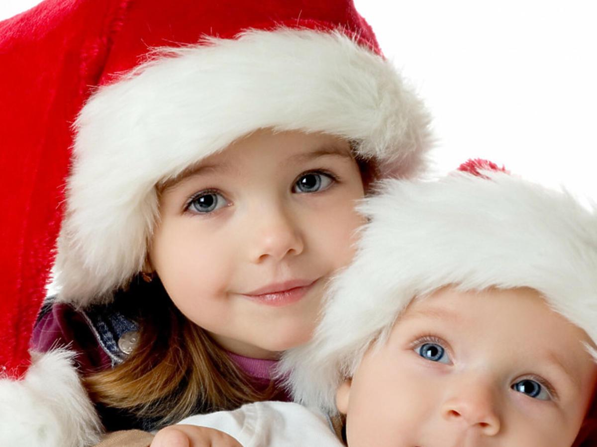 Prezenty na Boże Narodzenie dla dzieci