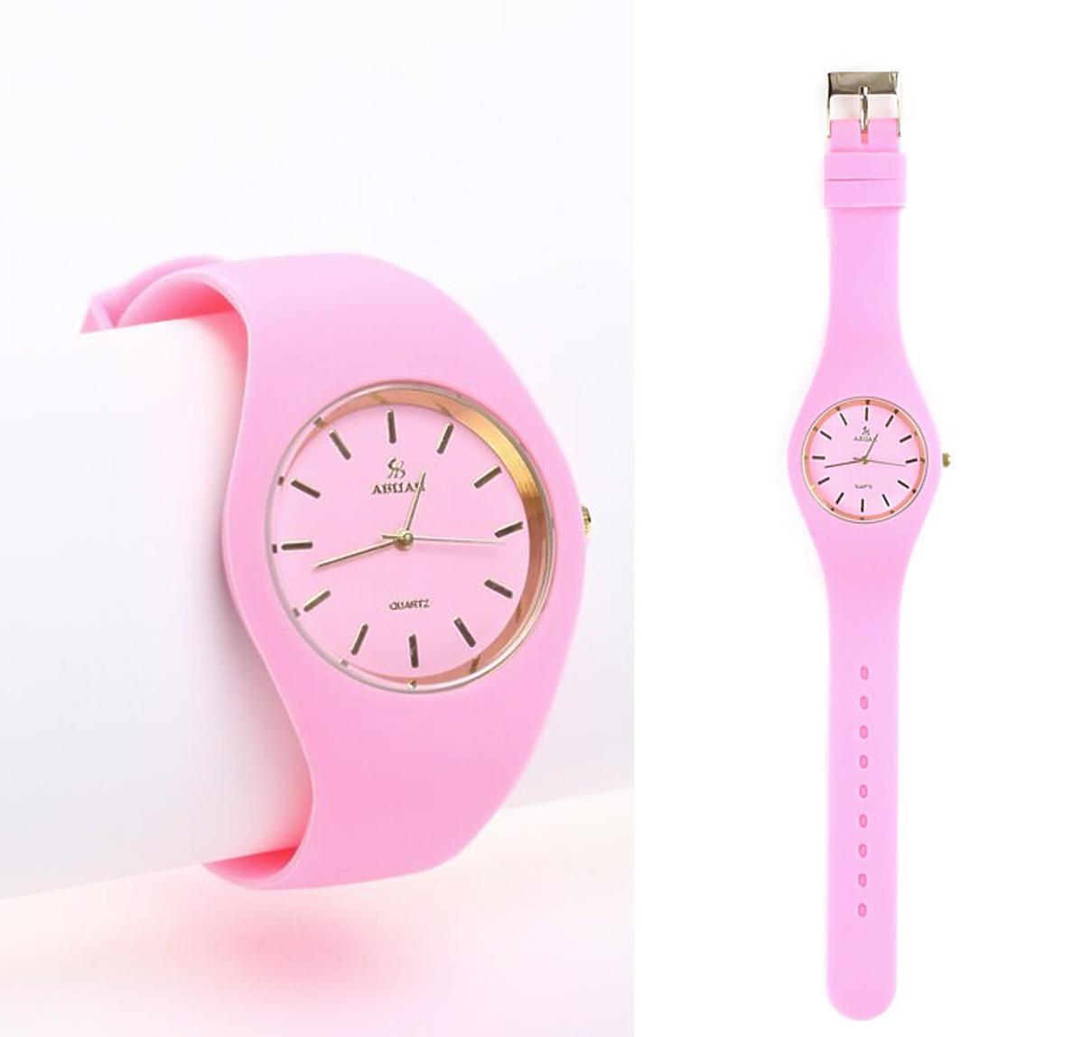 Różowy Zegarek Otherwise, Born2Be, 19,99 zł