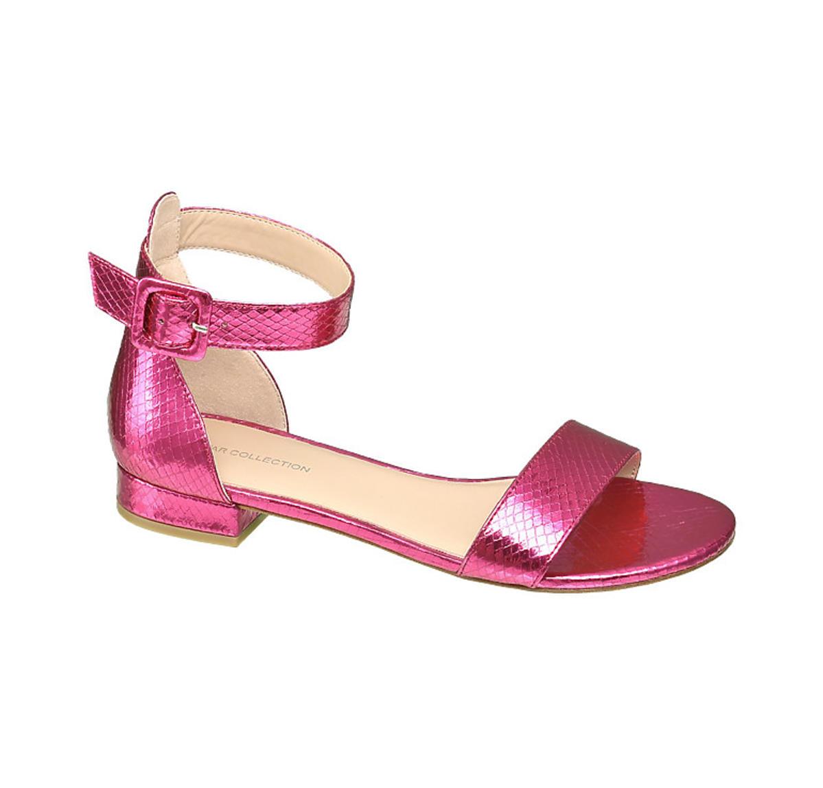 Sandałki na wiosnę