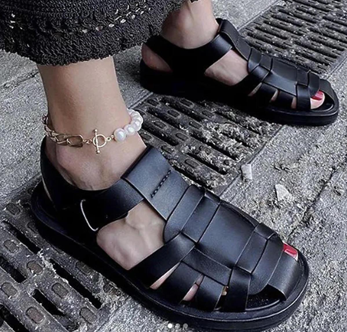 Sandały Sary Boruc