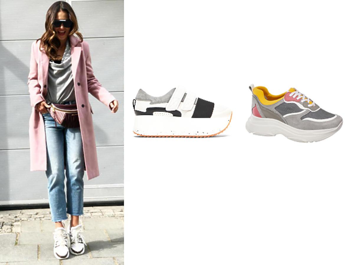 Sneakersy, Anna Lewandowska