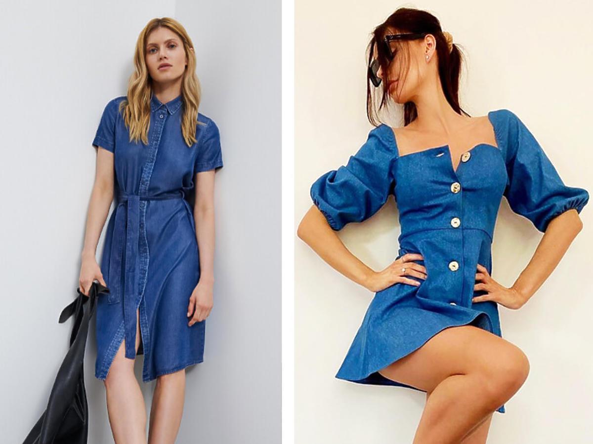 Sukienka jeansowa z Lidla za 49 zł! Podobne kupisz w Zarze, Mohito i Reserved