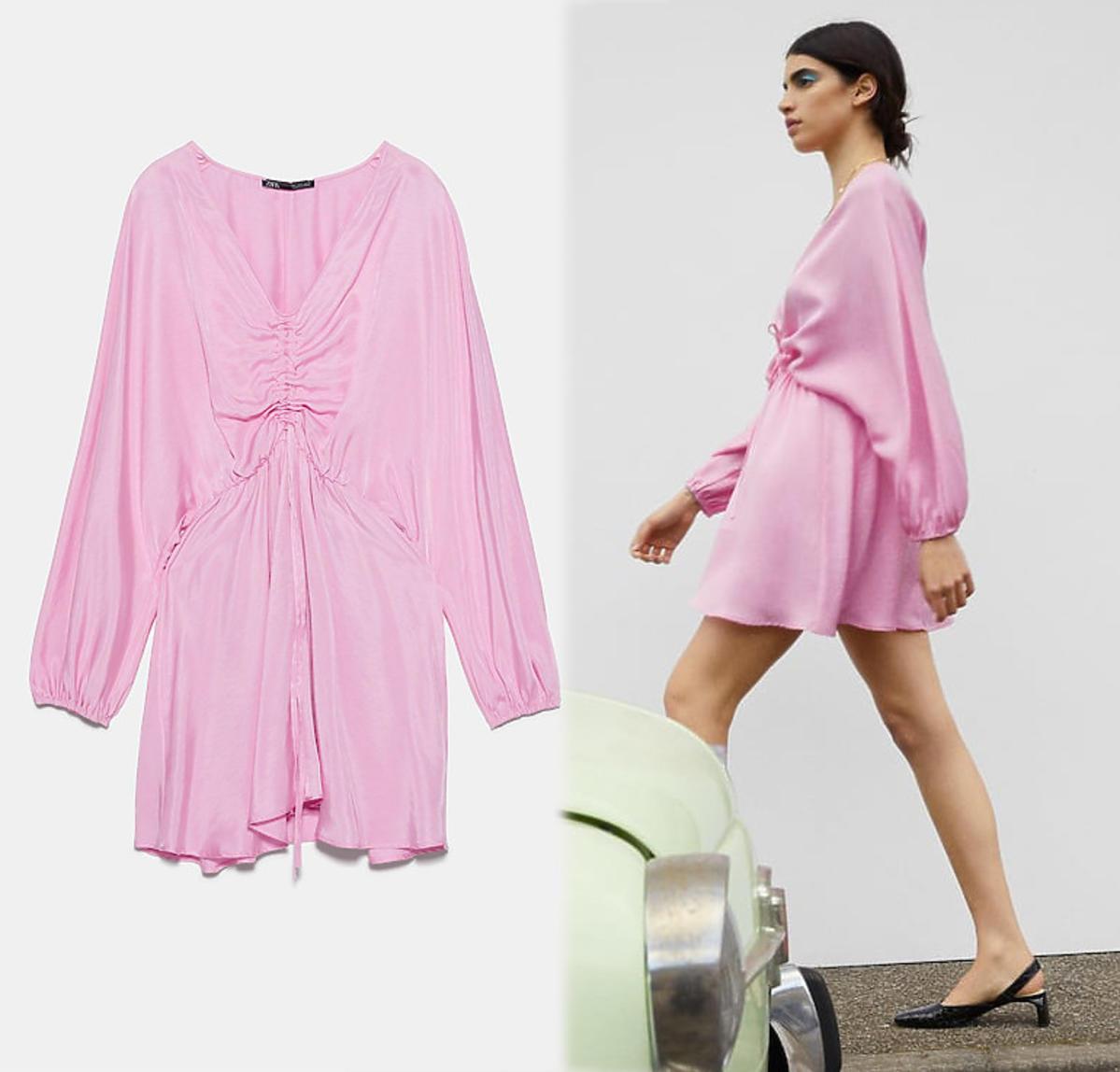 Sukienka Zara z wyprzedaży
