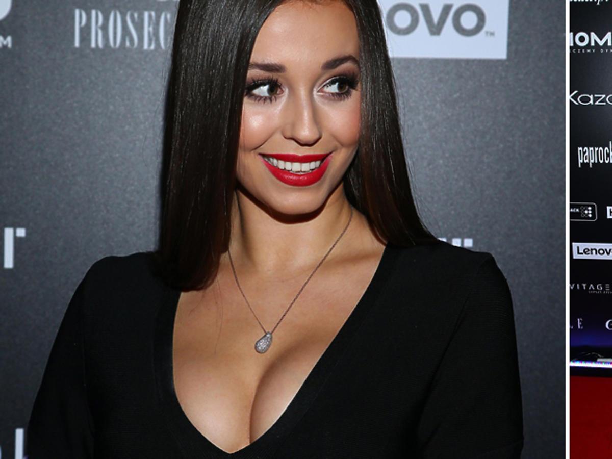 Izabella Krzan, Miss Polonia 2016 z odważnym dekoltem