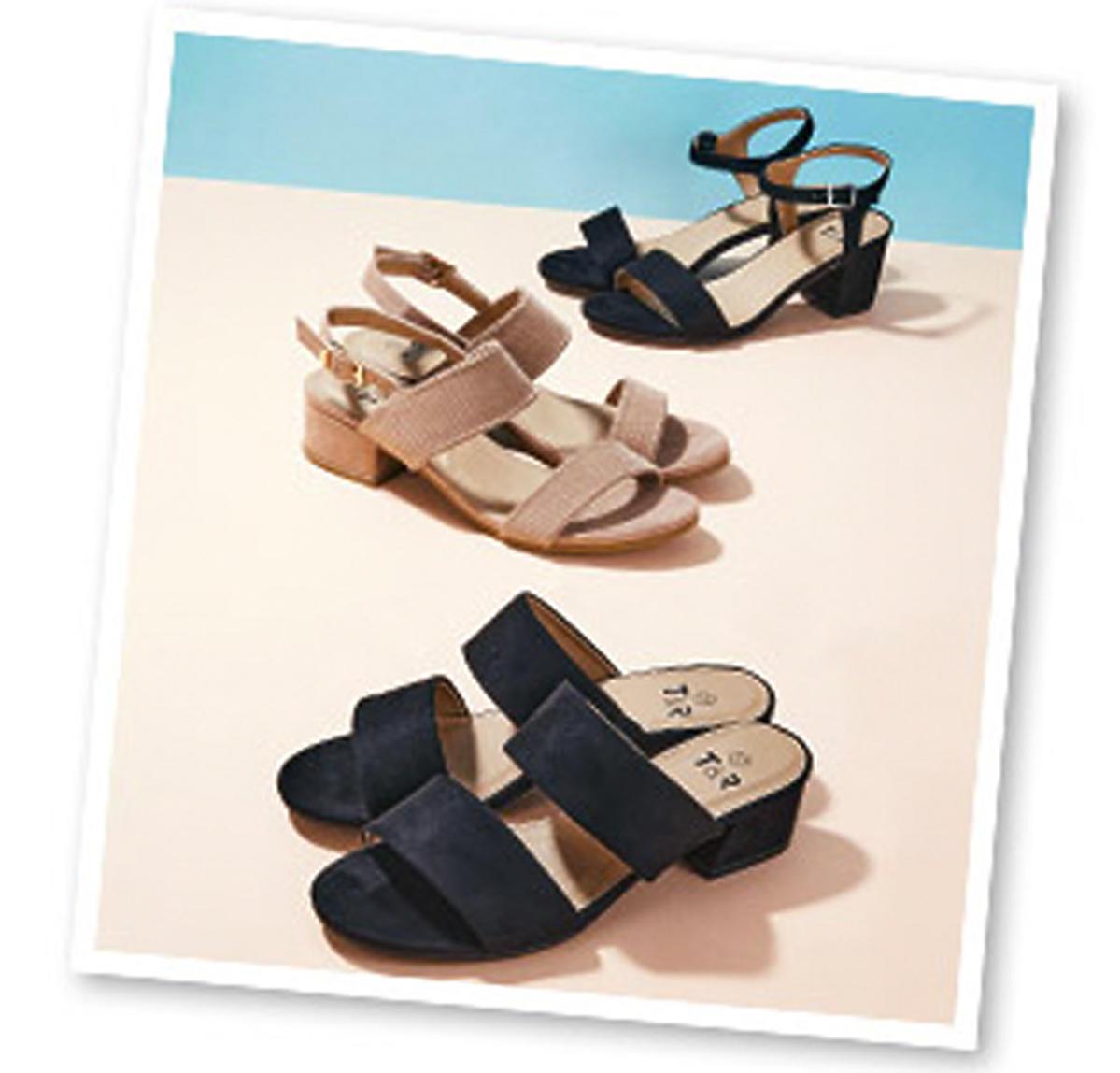 Trendy lato 2020. Nowe sandały i klapki z Biedronki za 45 złotych są ładniejsze niż te z Zary