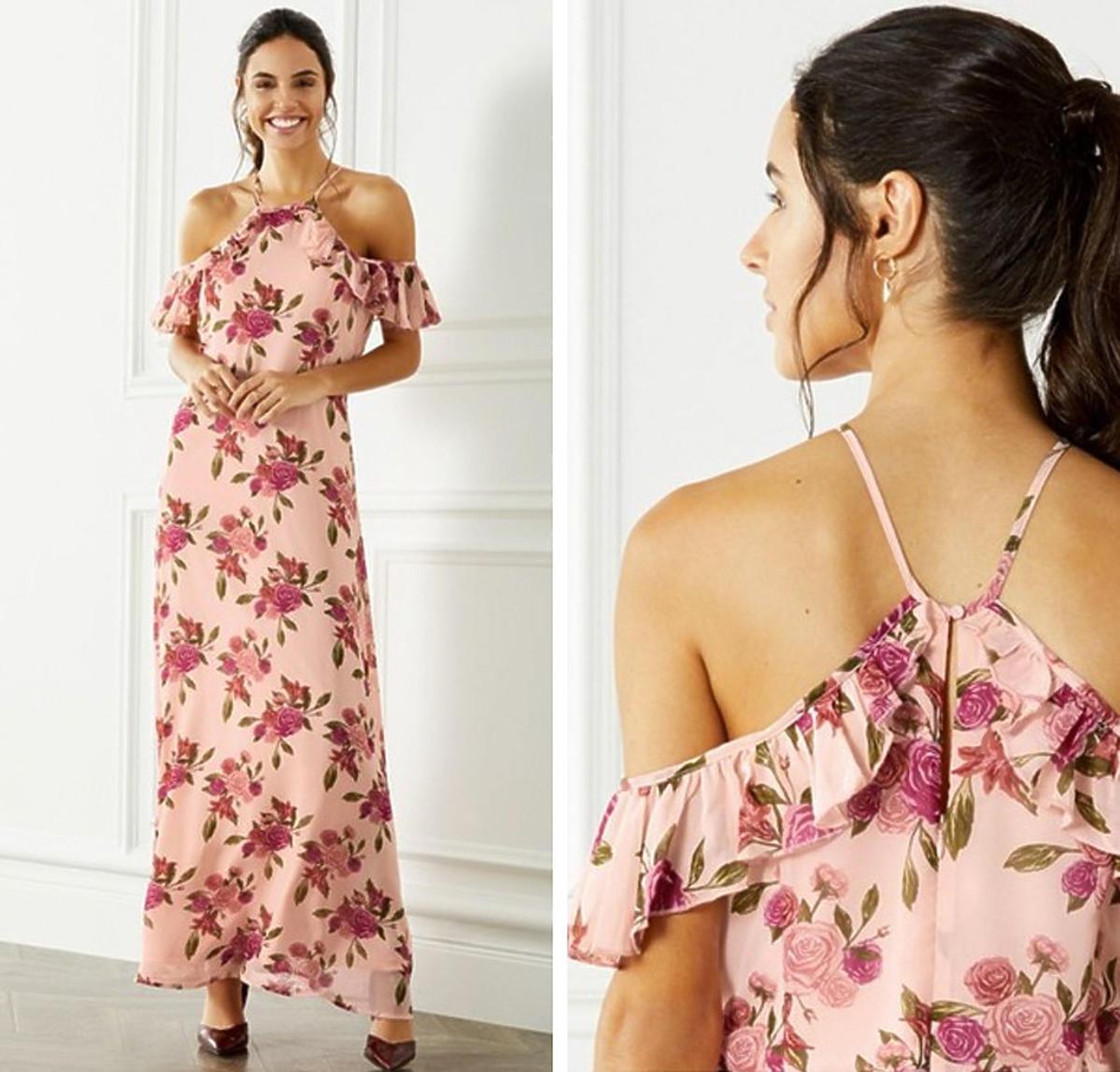 Trendy wiosna 2020: Ta sukienka midi z Lidla wygląda jak z Zary, a kosztuje grosze!