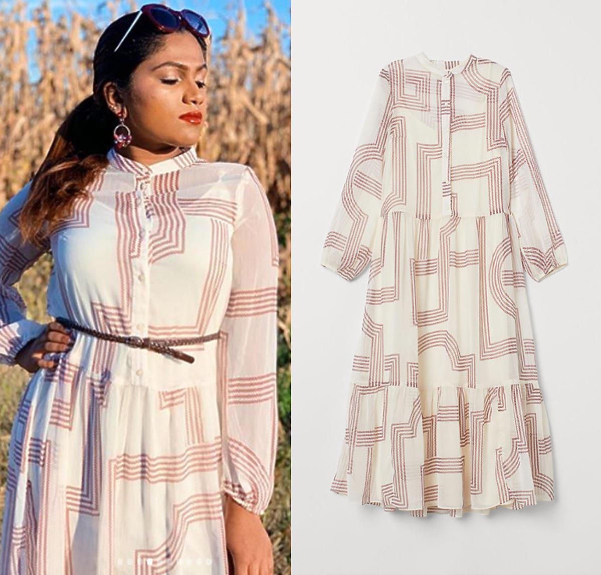 Wyprzedaże w H&M na wiosnę 2020. Ta sukienka stała się hitem Instagrama!