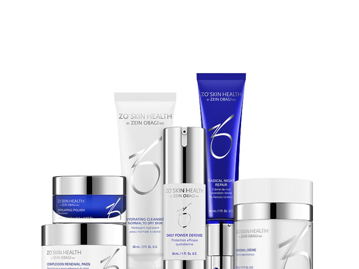 Zamów kosmetyki ZO Skin Health bezpośrednio do domu!