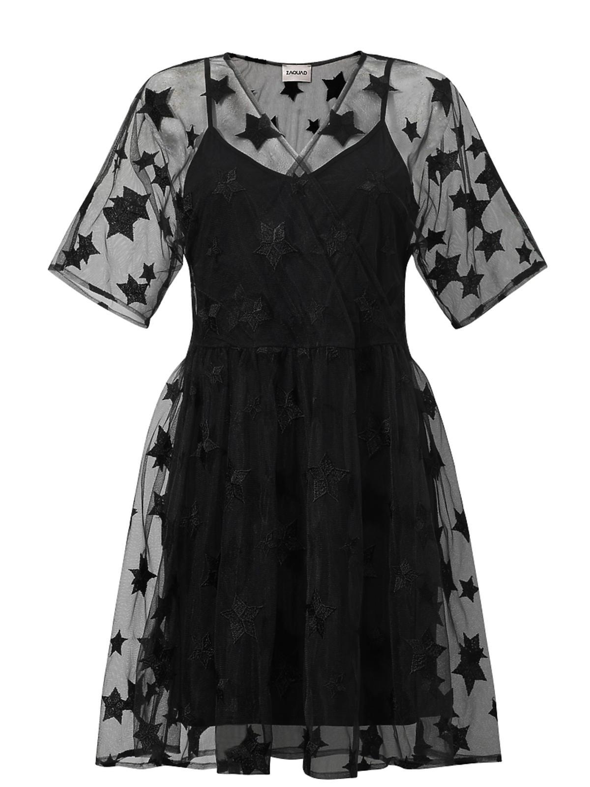 Zaquad, Sukienka w gwiazdki 1200zł (przecena w tym momencie na 960zł)
