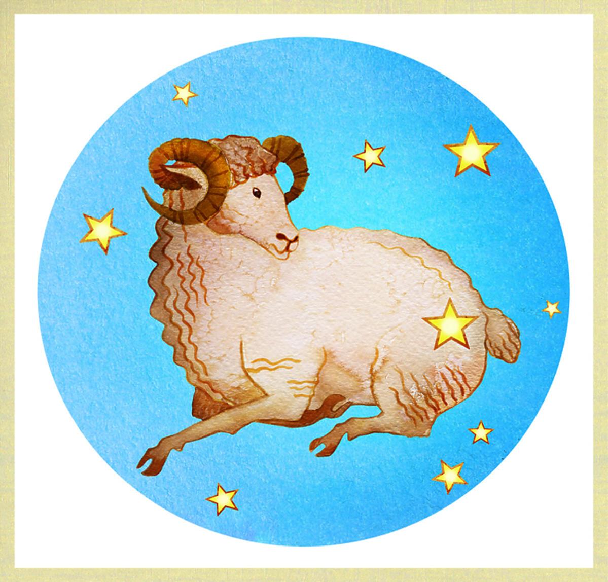 Baran horoskop zodiak