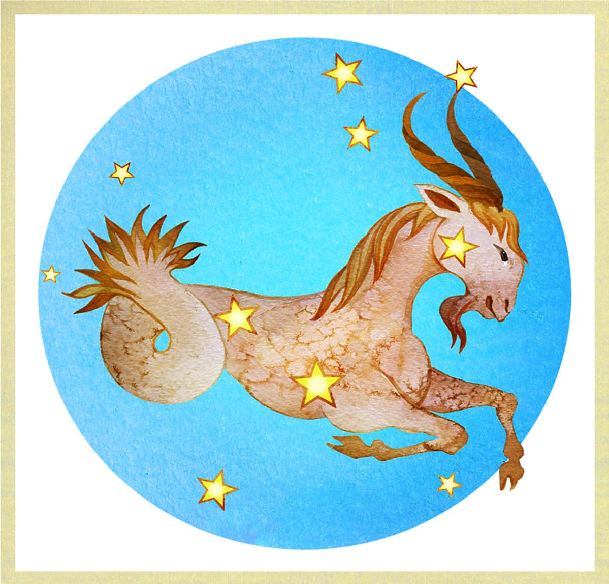 Koziorożec horoskop zodiak