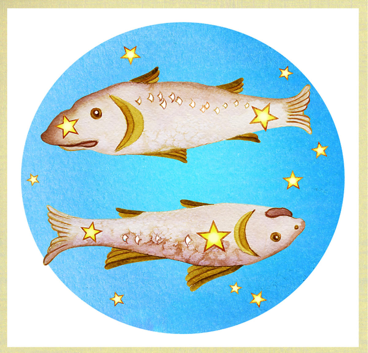Ryby horoskop zodiak