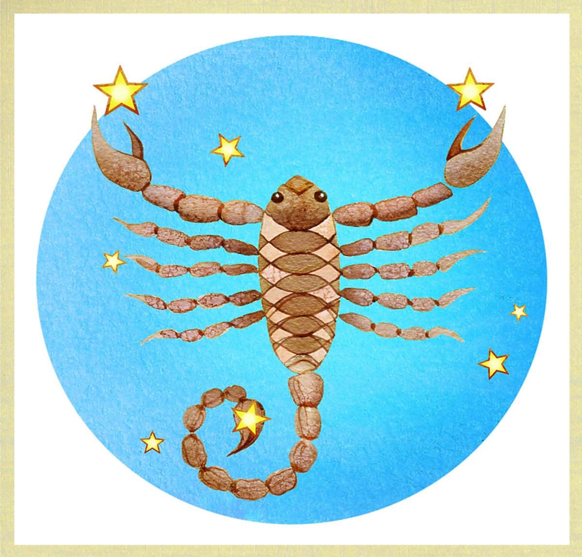 Skorpion horoskop zodiak