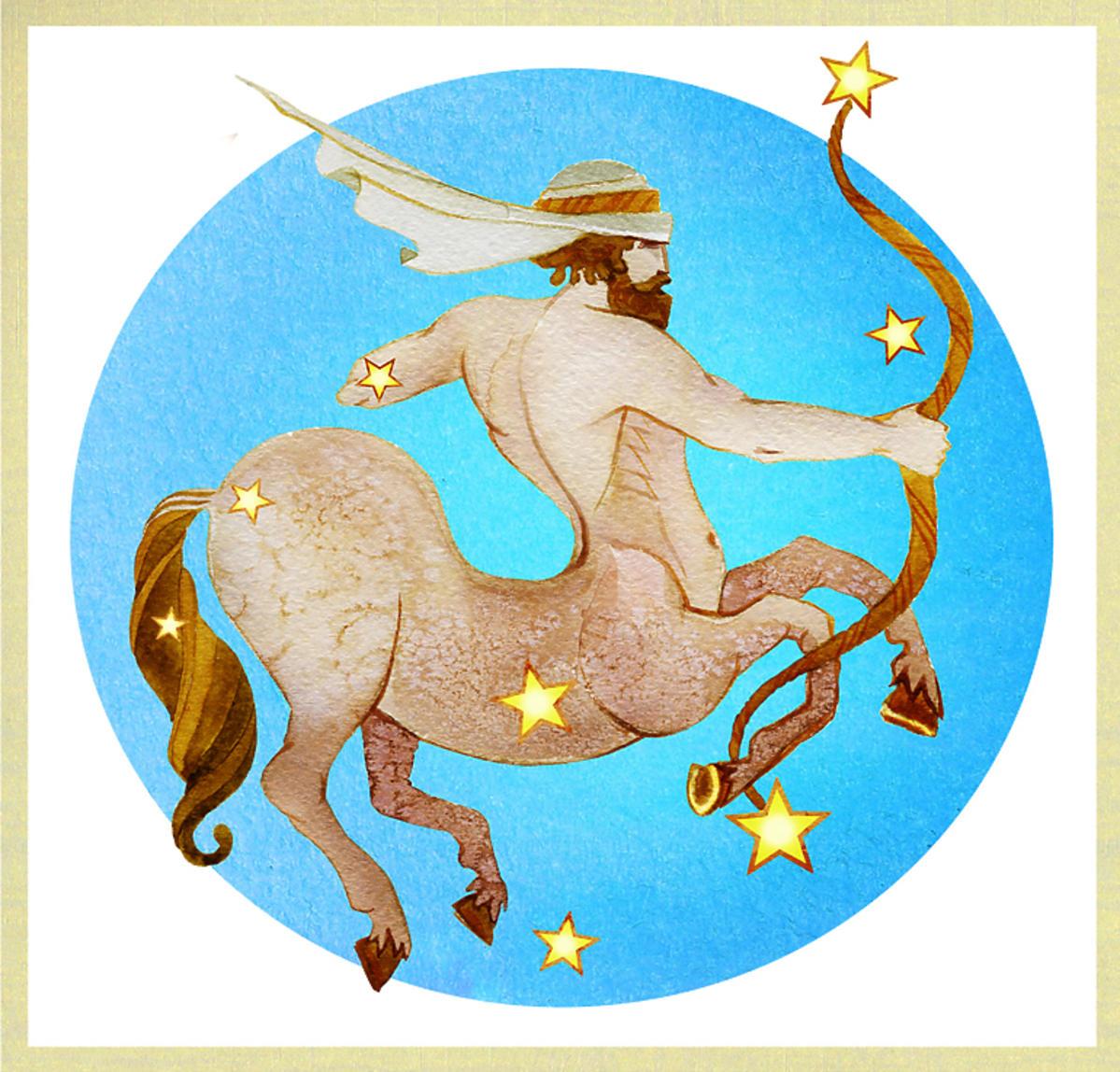 Strzelec horoskop zodiak