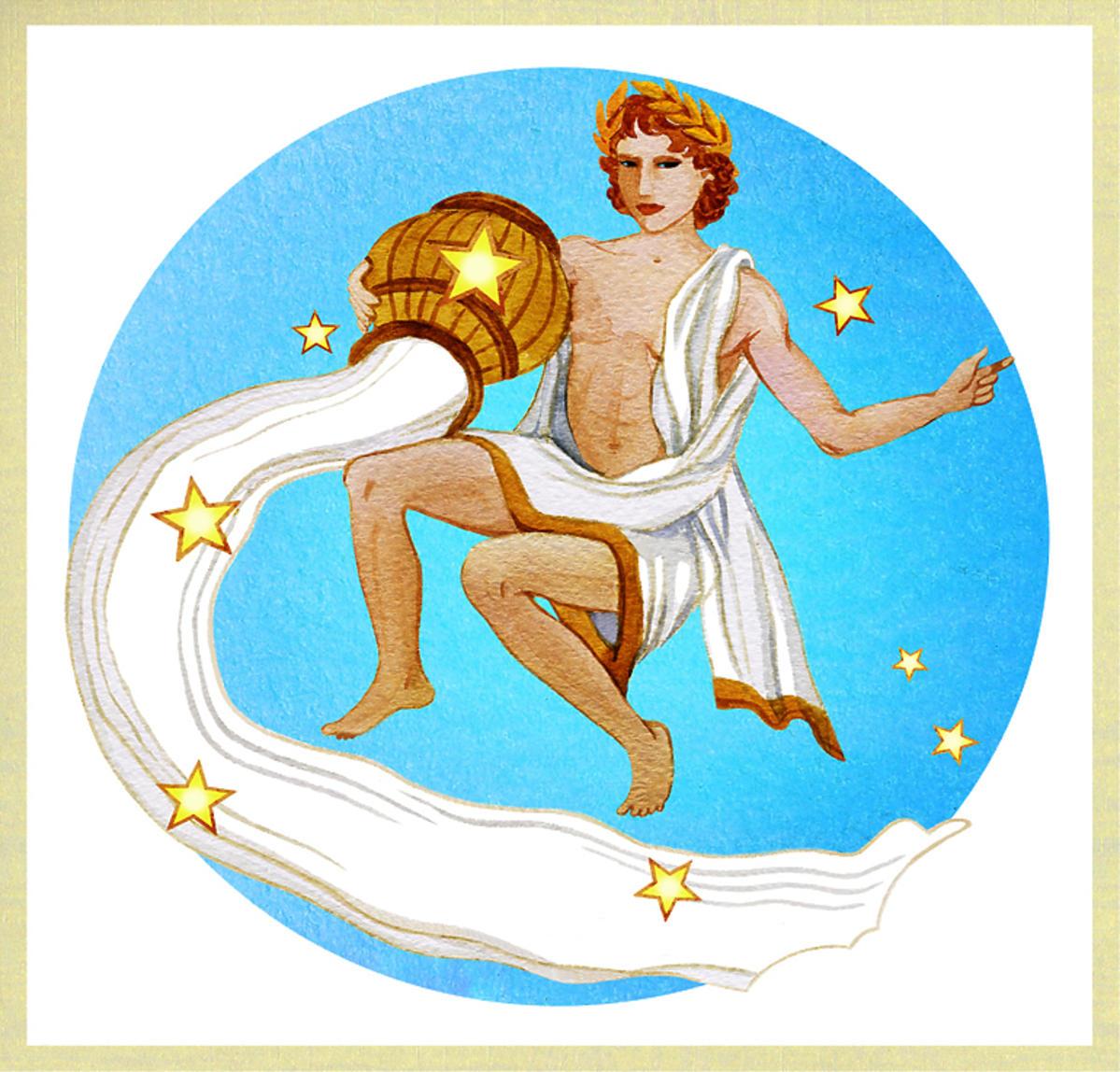 Wodnik horoskop zodiak