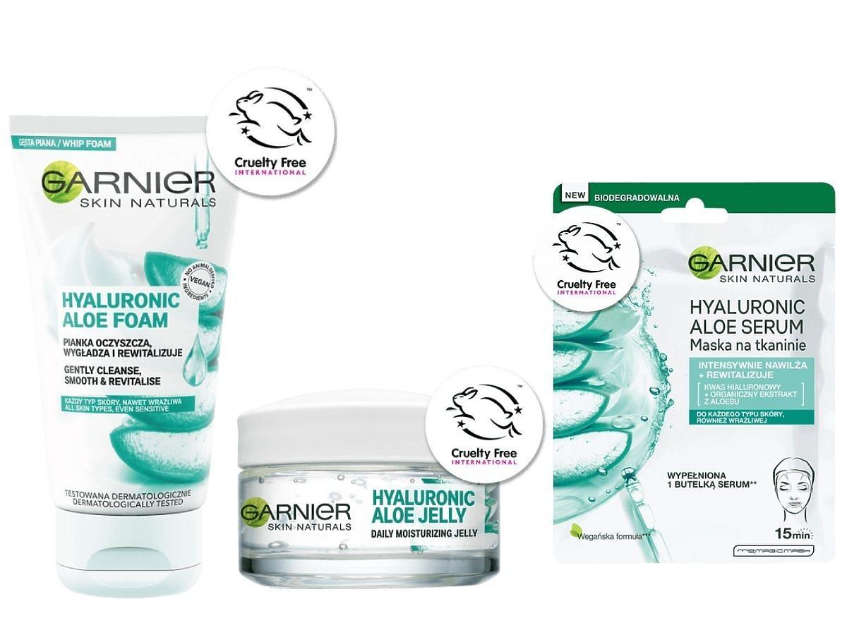 Kosmetyki Garnier