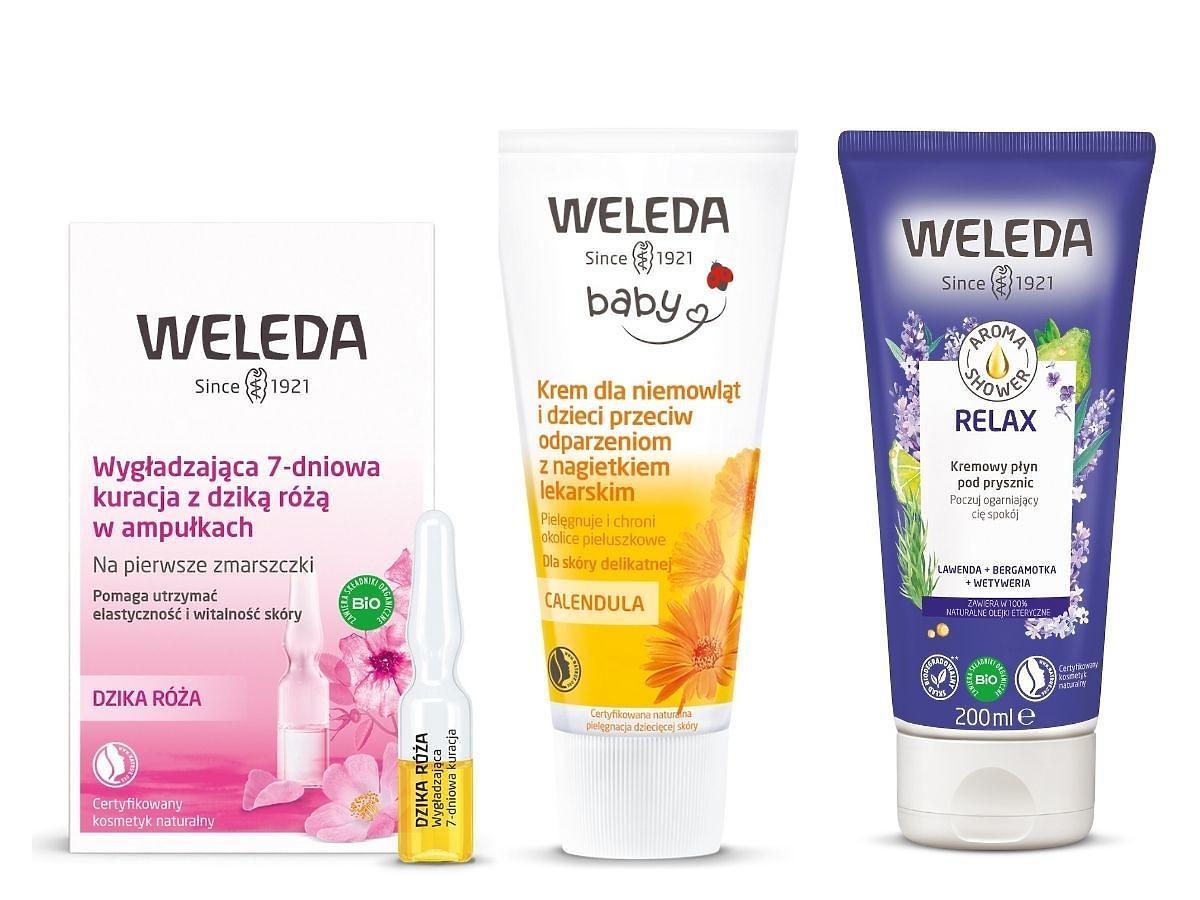 Kosmetyki Weleda