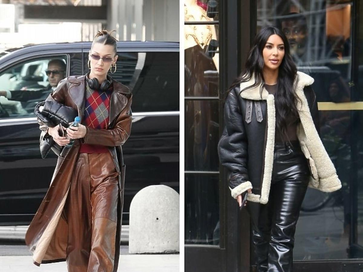 Bella Hadid i Kim Kardashian