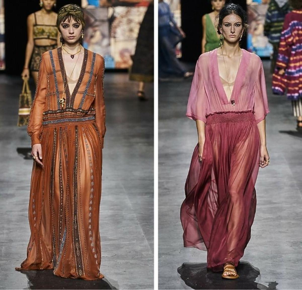 Dior wiosna/lato 2021