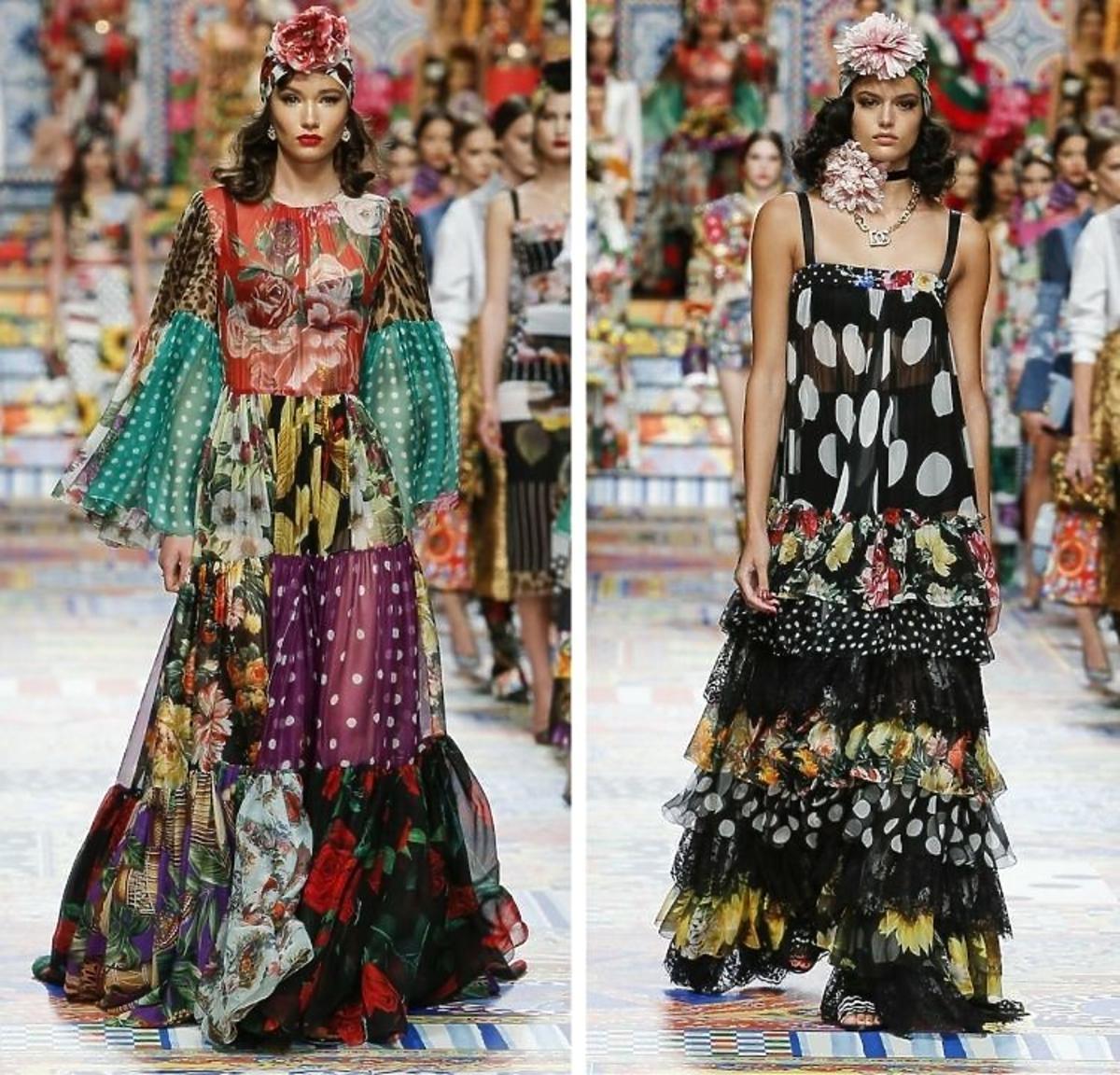 Dolce&Gabbana wiosna/lato 2021
