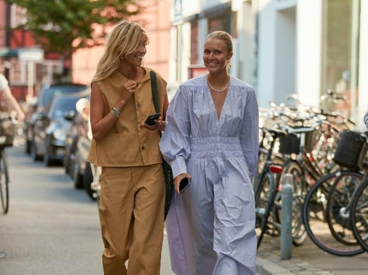 Street Style Copenhagen Fashion Week