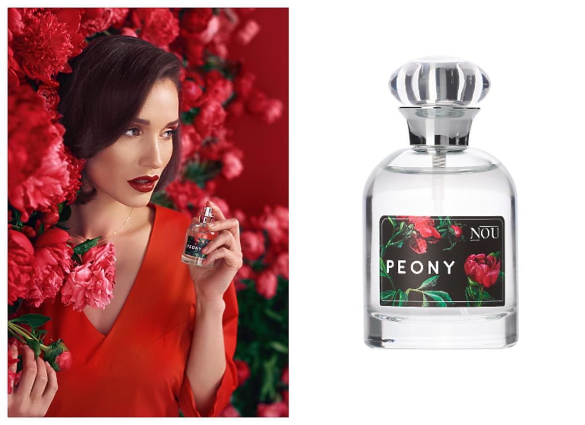 Perfumy NOU peony