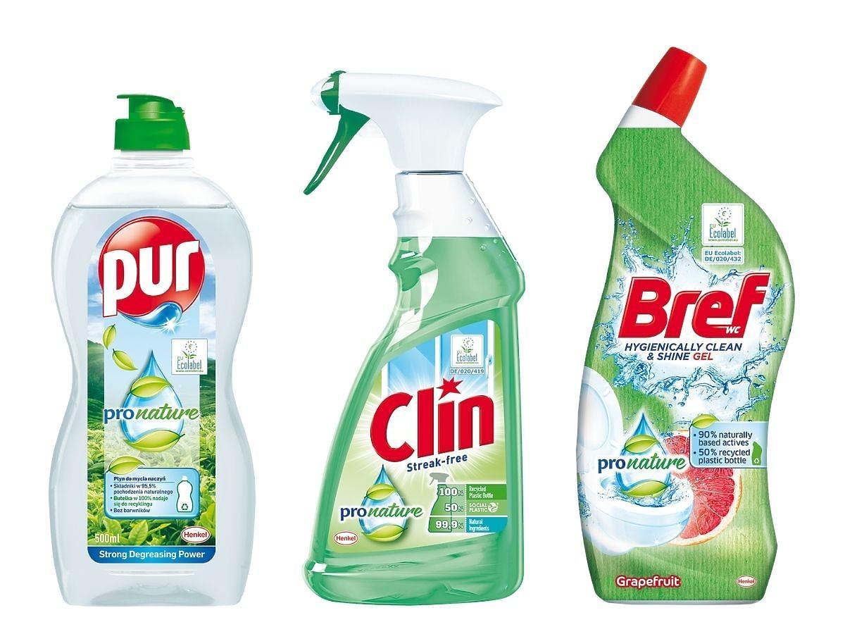 Produkty do pielęgnacji domu Henkel